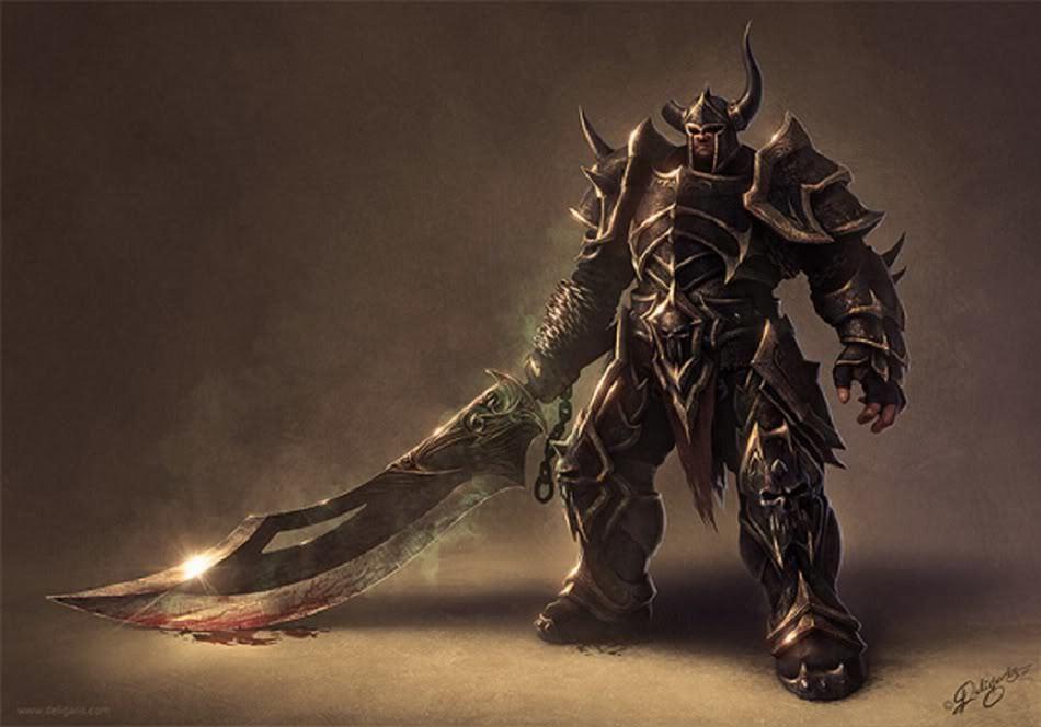 x Gornak, Fire Giant King