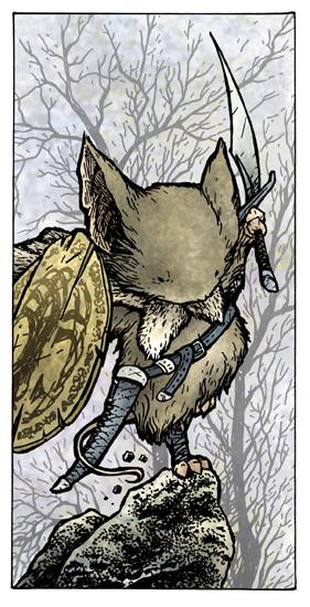 Olaf Wolf Kin