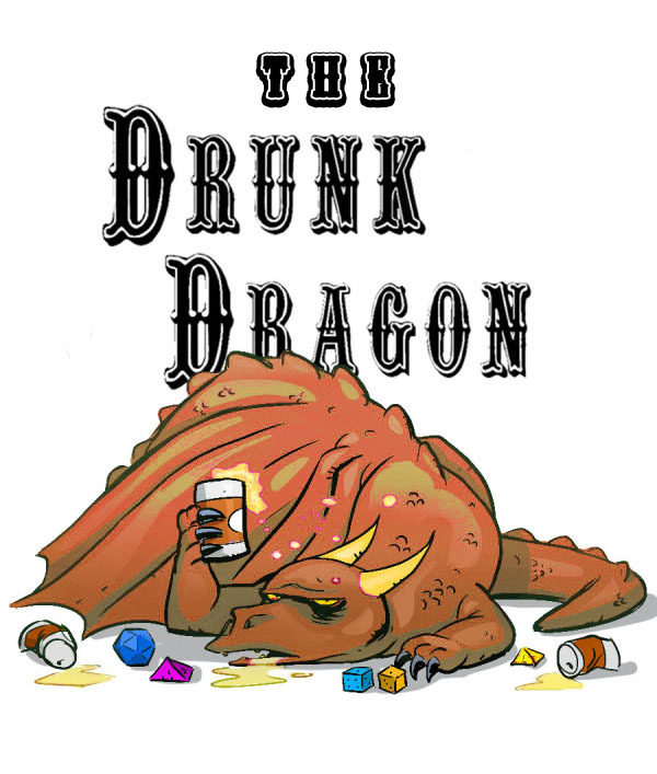 Karl the Drunk Dragon