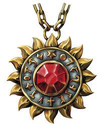 Holy Symbol of Ravenkind