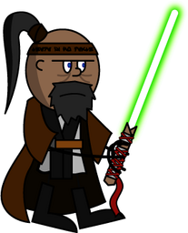 Akira's Jedi Master