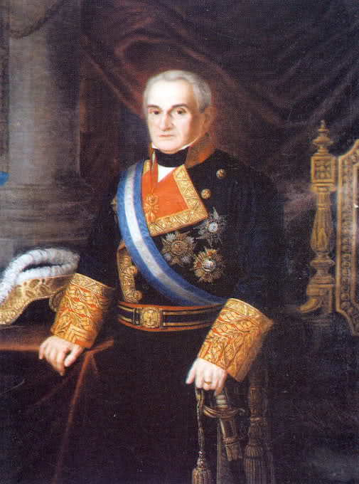 Virrey Gaspar de Vigodet