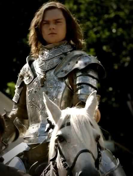 Ser Loras Tyrell, the White