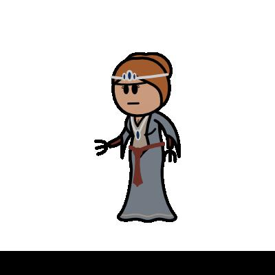 NPC- Baroness Lady Constance