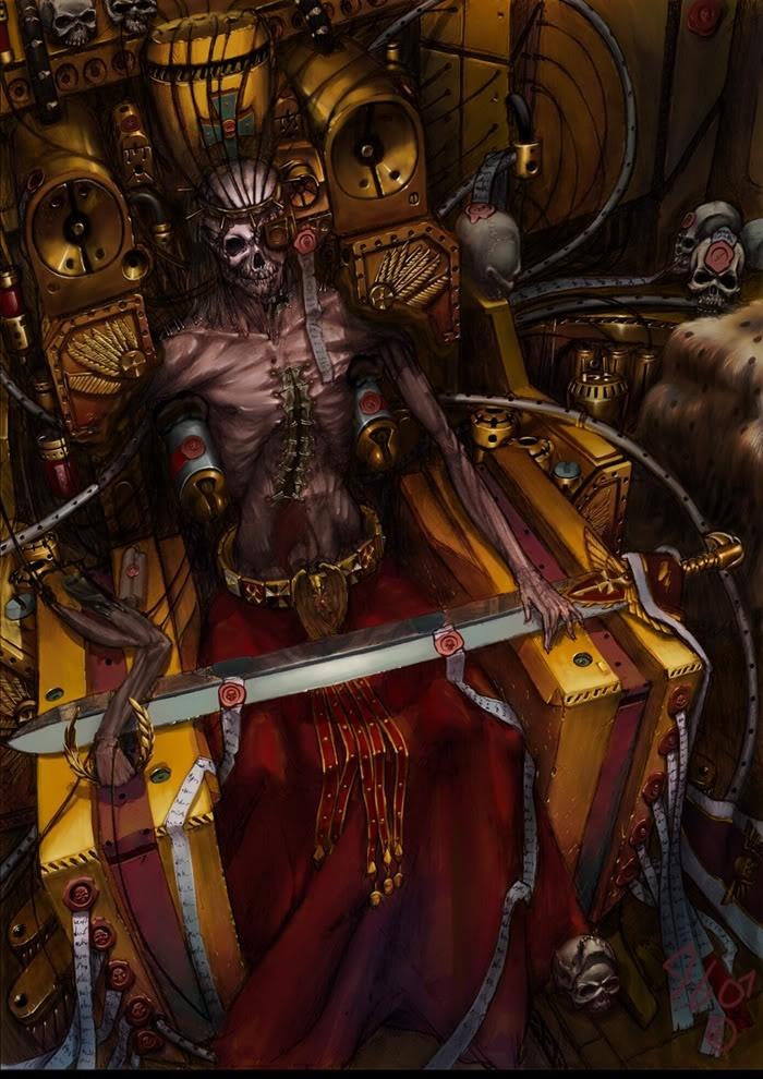 The Corpse-Emperor