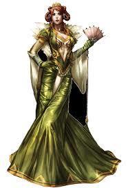 Queen Illeosa