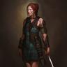 Queen Ylva Wanderheart