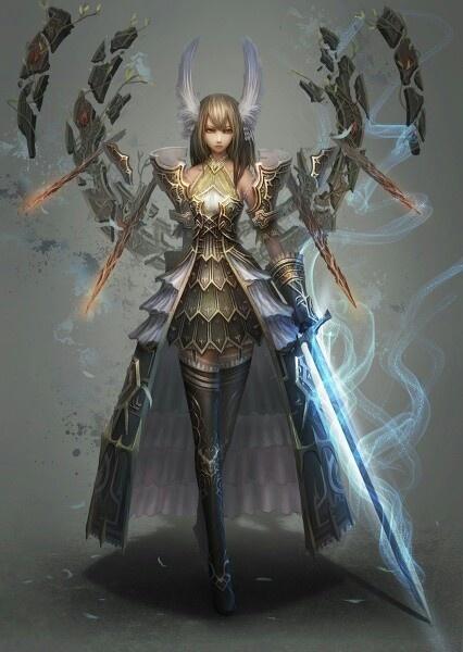 Lady Elise,