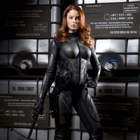 Commander Vanessa Reins
