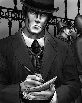 Inspector Harrison Craddock