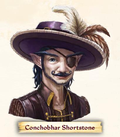 Conchobhar Turlach Shortstone