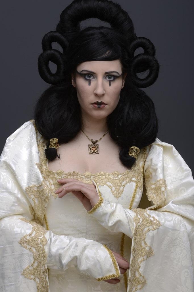 Empress-Regent Marguerite Cincebeaux