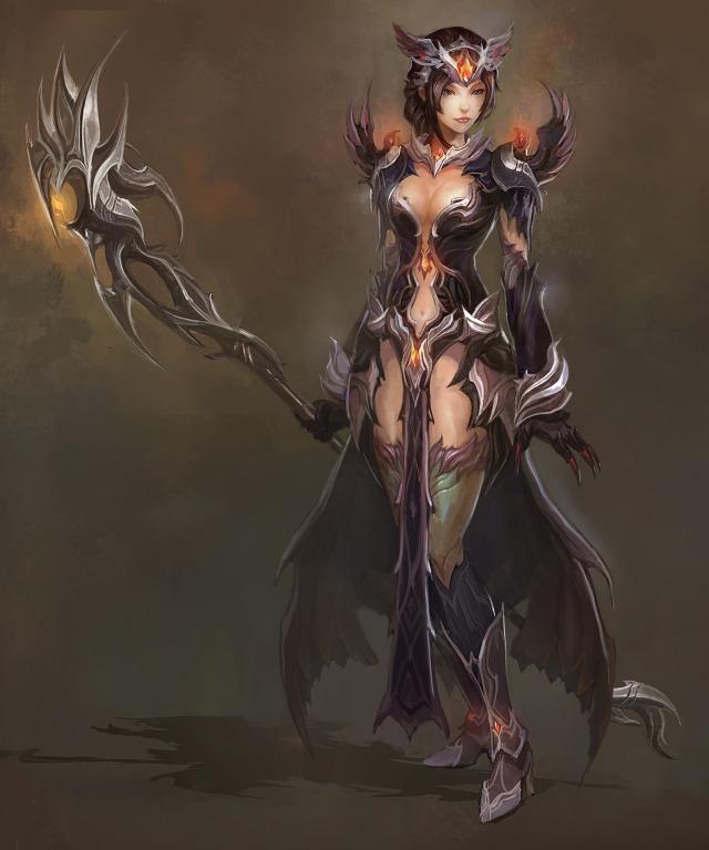 "Aria "" Maiden"" Tharoth"