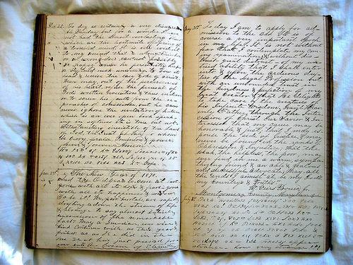 Irieatis's journal