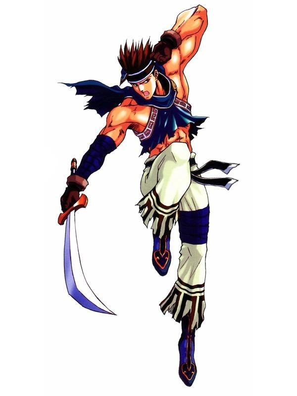 "Shen ""Radiant Dragon"" Wei"