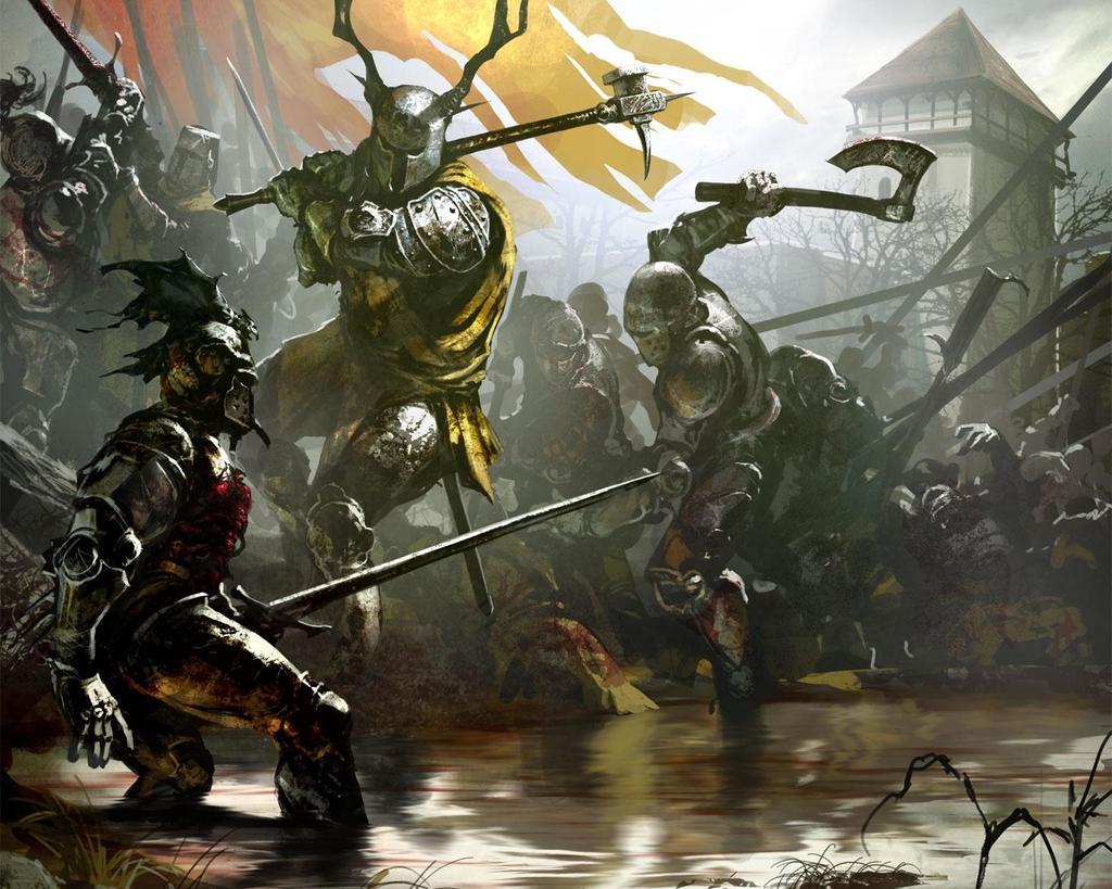 a Army of Arcadia
