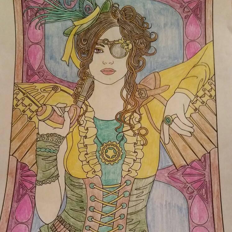 Dr. Henrietta Jekyll/ Eleanor  Hyde
