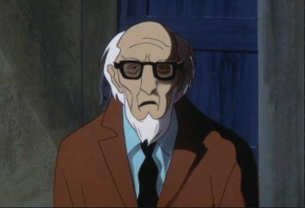 Old Man Walter Jenkins