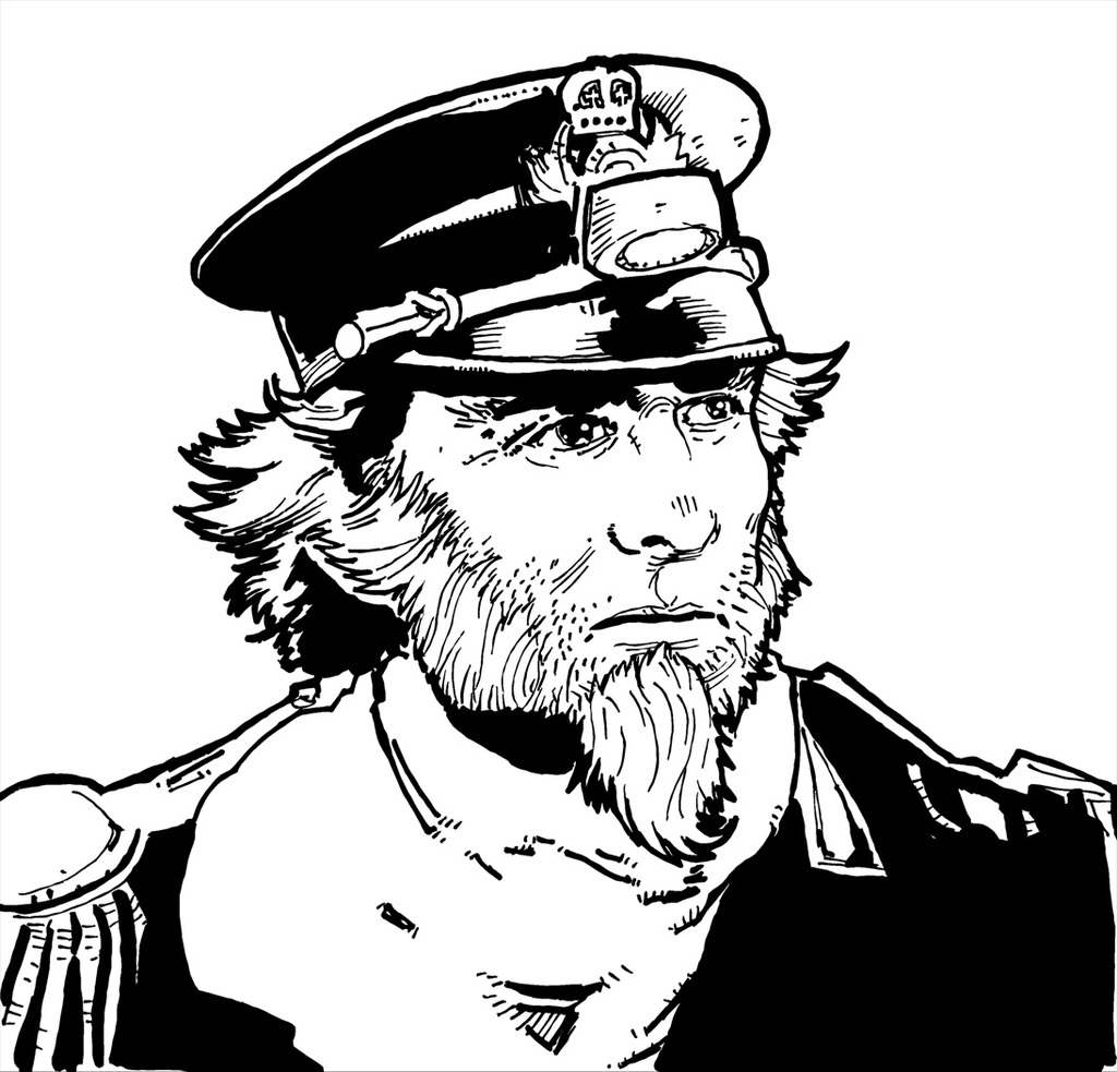 Capt. Zigg Hanzzen
