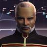 Starfleet Vice-admiral Jorel Quinn