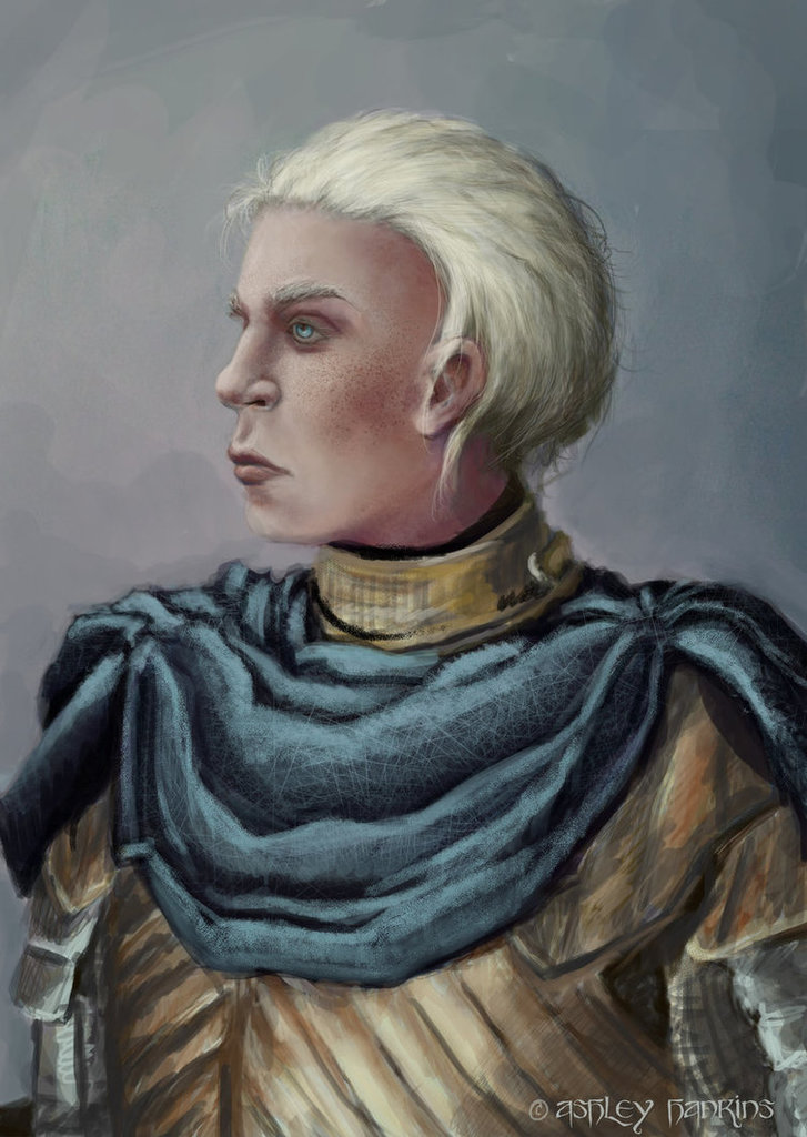 Brienne of Tarth, the Blue
