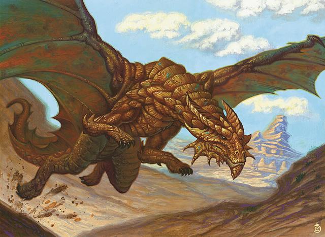 Alaertharurwyr - The Copper King