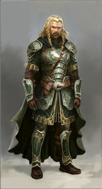 Fengel, Heir Apparent of Rohan