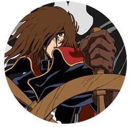 Cap. Phantom F. Harlock