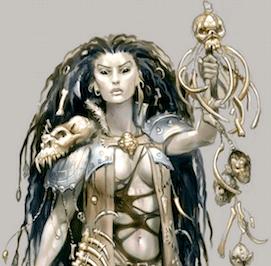 Hexla - witch