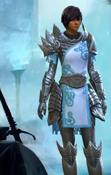 Liliya the Blue