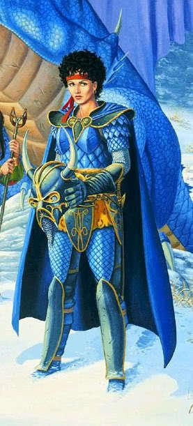 Kitiara uth Matar The Blue Lady (Iconic)