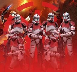 Rebelion Troops
