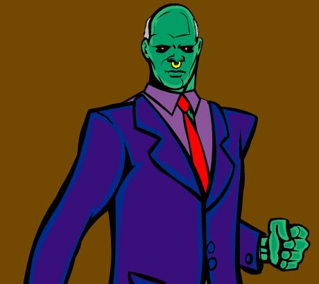Mr. Viktor Blutfaust