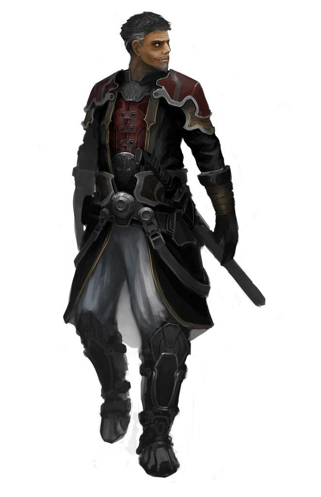 Liotr Hawkblade