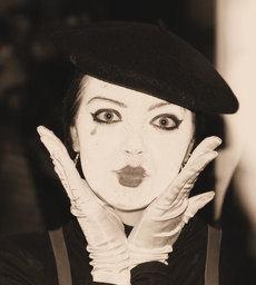 Mime Girl
