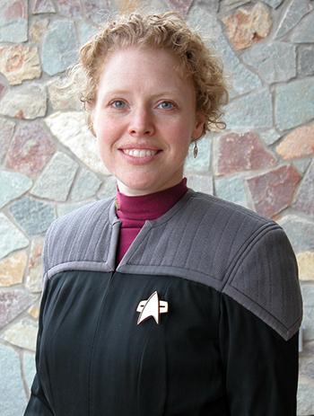 Captain Caspera Mol