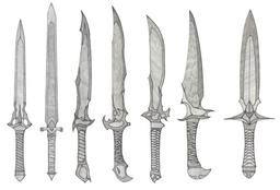 Magic Dagger +1