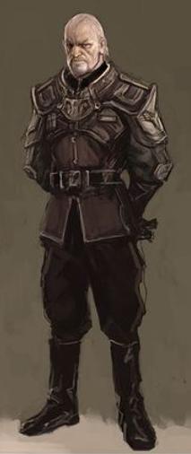 Överste-Löjtnant Klas Helvig