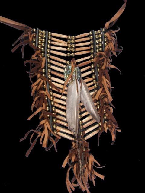 Owlbear Breasplate of Bone