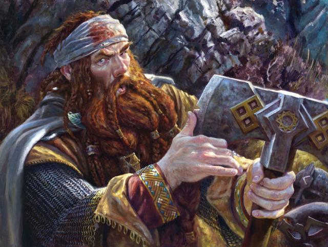 Daggrum Oathbeard