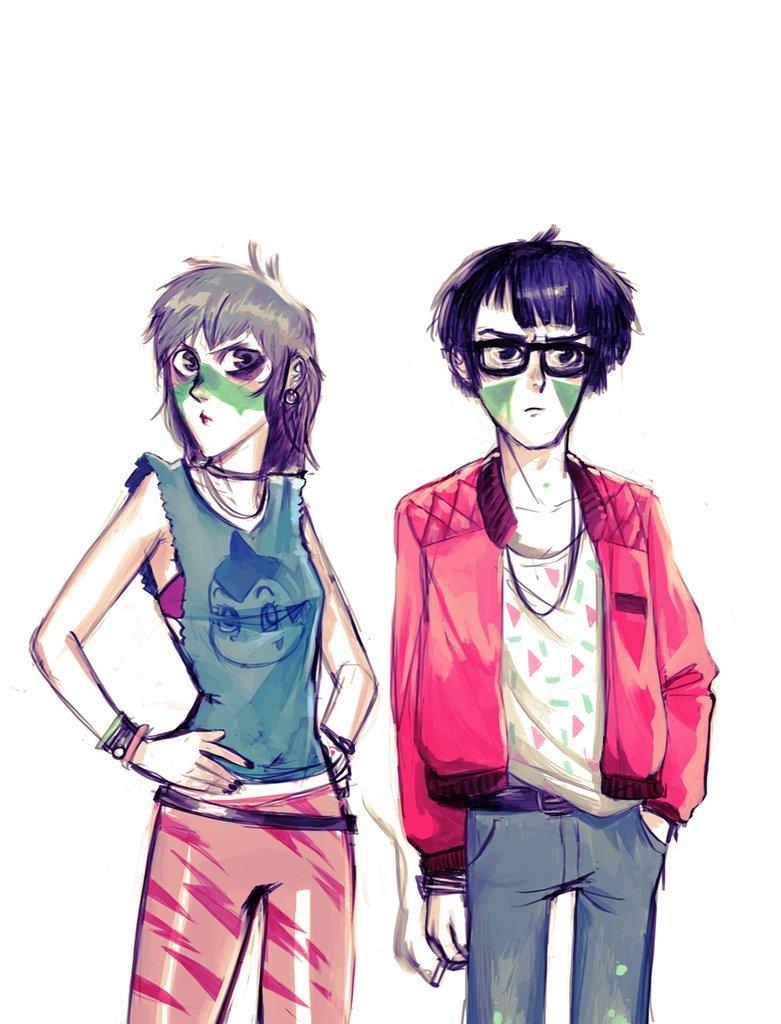 Chang-Xiao and Jian-Min