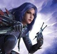 Mikaelea Bane, Watcher of Night
