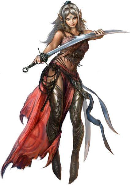 Lyndria'ryn