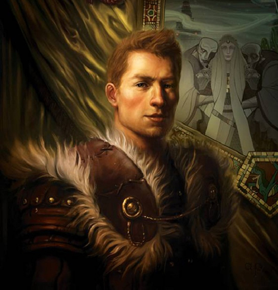 Alistair the Bold