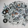 Broken droid parts