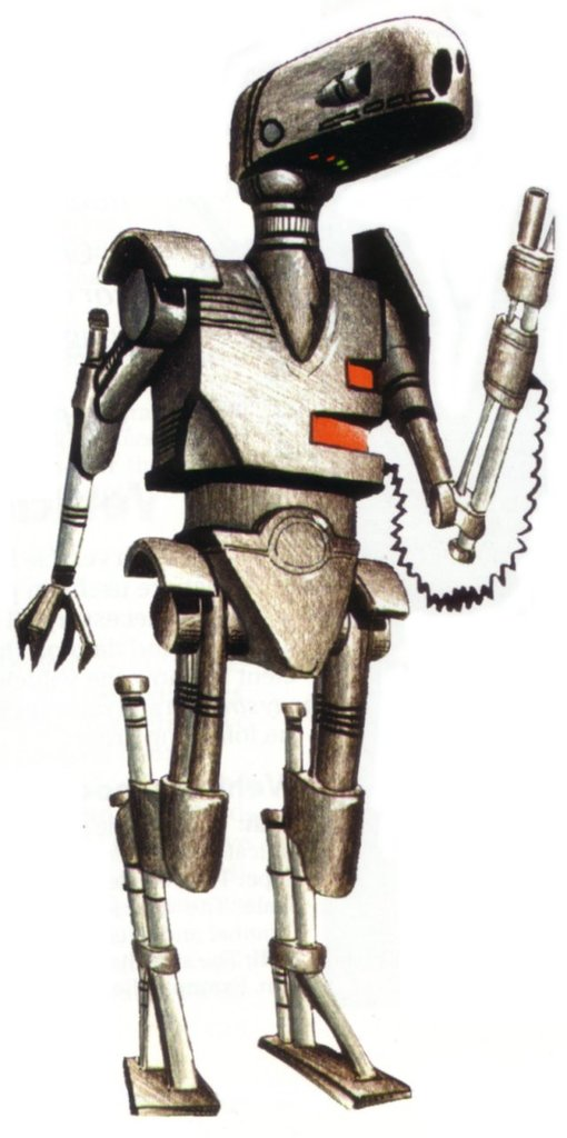 Warden Droid