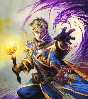 High Priest Varyn