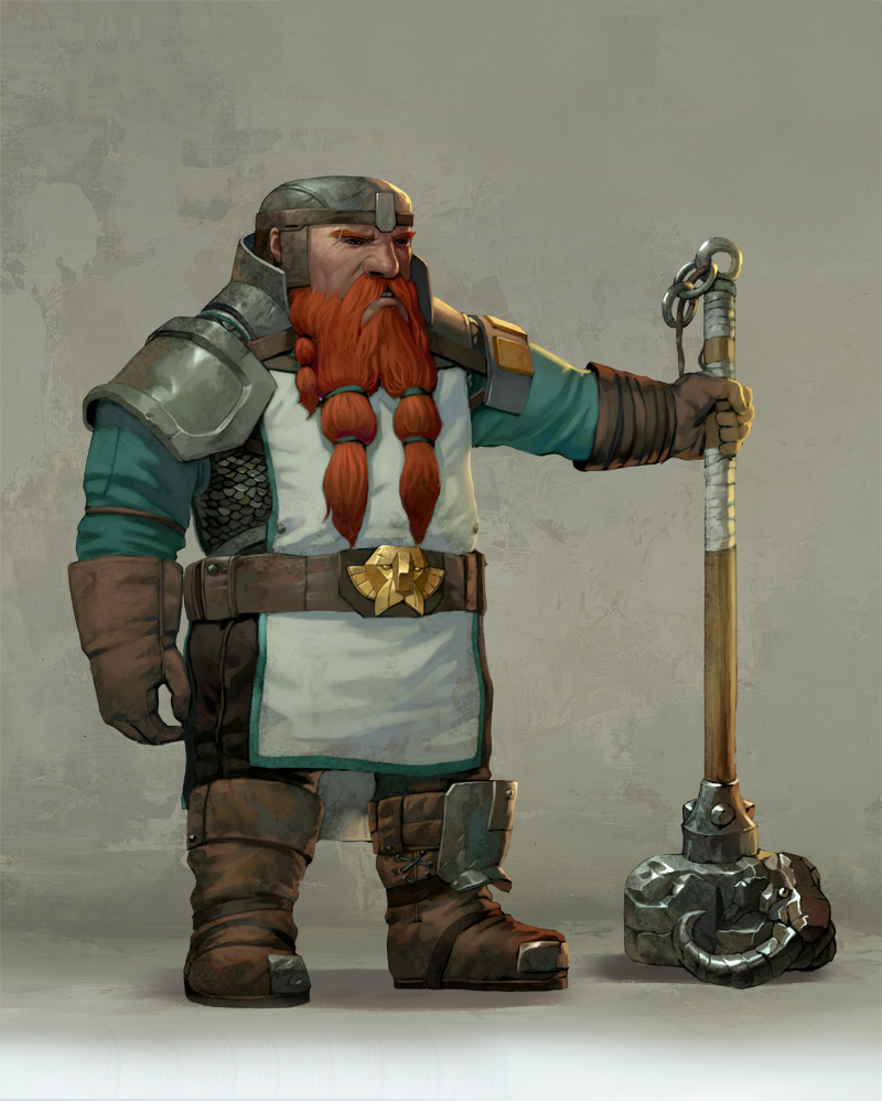 Hafnir Stouthammer