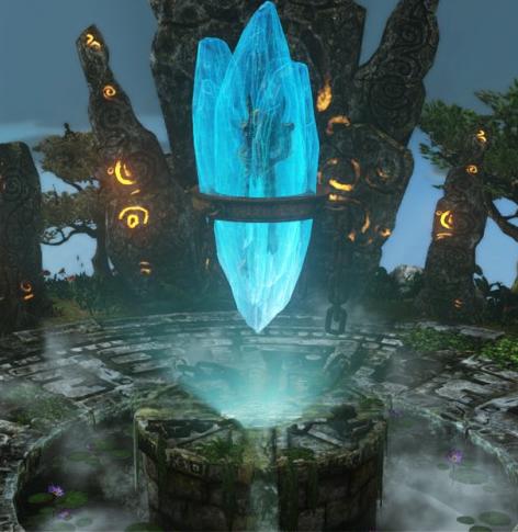 Crystal of Dos-Vahlan