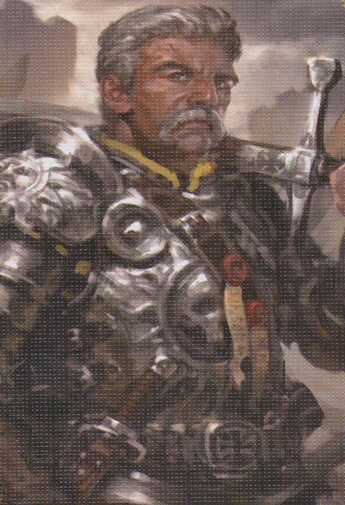 Capitaine Marcus Baerfaust